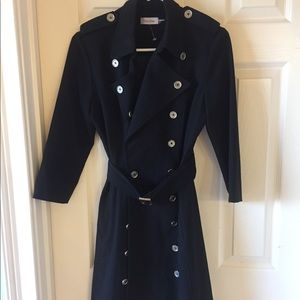 Trench style coat